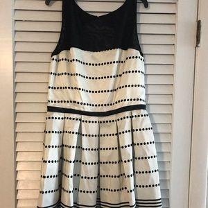 Very nice knee length dress